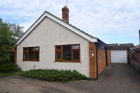 2 bedroom detached bungalow for sale - Princes Close, Anstey
