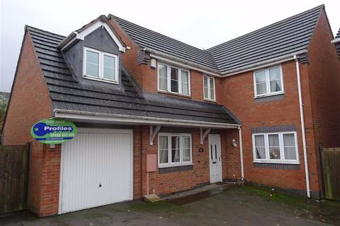 4 bedroom detached house for sale - Blake Close, Hinckley