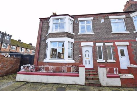 4 bedroom end of terrace house for sale - Balfour Road, Oxton, Wirral