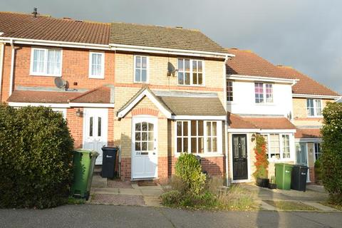 2 bedroom terraced house to rent - Clovers, Halstead CO9