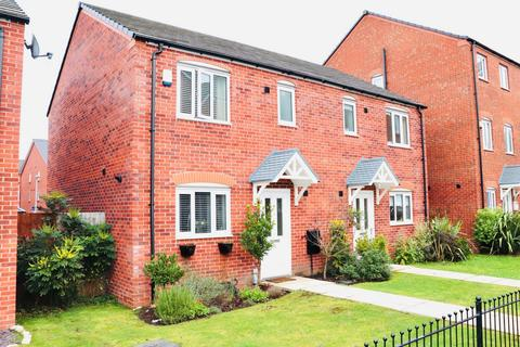 3 bedroom semi-detached house for sale - Kenneth Close, Prescot, L34