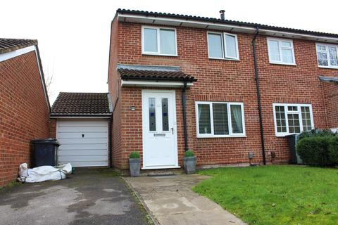 3 bedroom semi-detached house for sale - Ellington Drive, Basingstoke, RG22