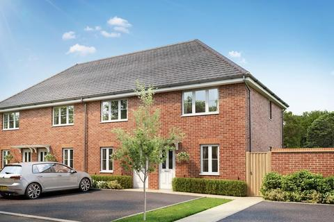 2 bedroom end of terrace house for sale - Dorman Av North, Aylesham, CANTERBURY