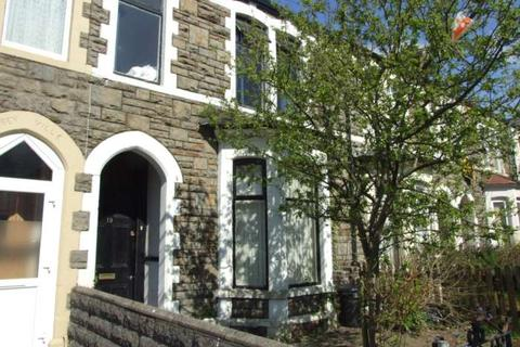 3 bedroom terraced house to rent - Stacey Road, Roath, Cardiff, CF24 1DR