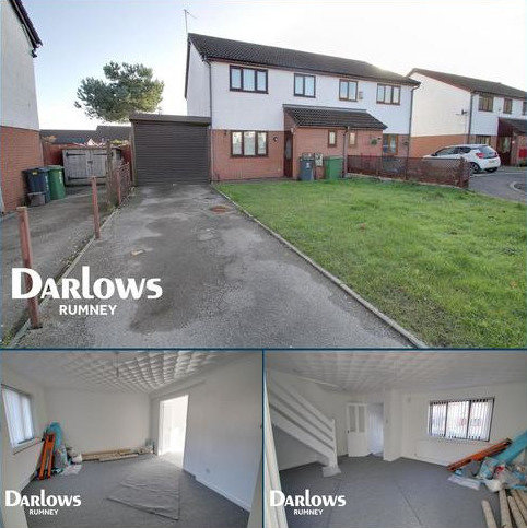 3 bedroom semi-detached house for sale - Fennel Close , St Mellons, Cardiff
