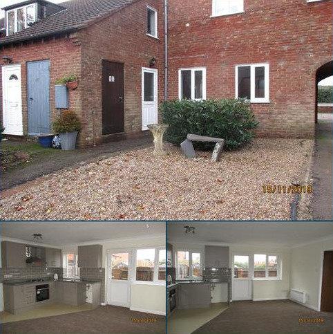 1 bedroom ground floor maisonette to rent - 86 Ladywell, Oakham