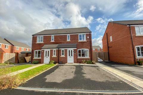 3 bedroom semi-detached house for sale - Helmsley Close, Newton Le Willows