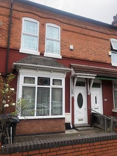 4 bedroom terraced house to rent - Cannon Hill Road, Balsall Heath, Birmingham B12