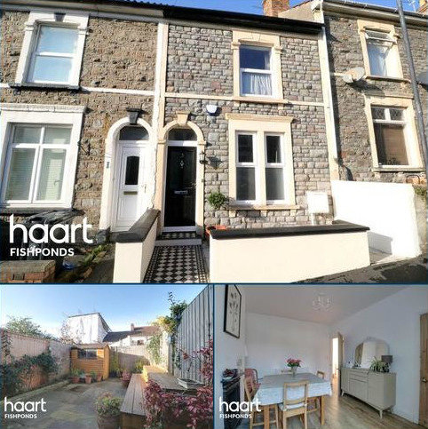 2 bedroom terraced house for sale - Park Street, St George, BS5