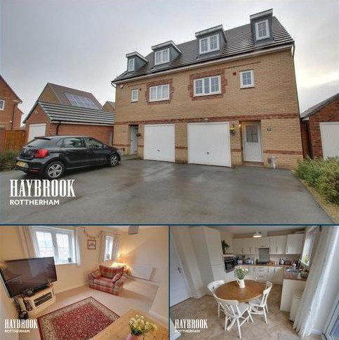 3 bedroom semi-detached house for sale - Matlock Way, Waverley