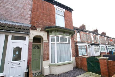 3 bedroom end of terrace house for sale - Cromer Street, Hull