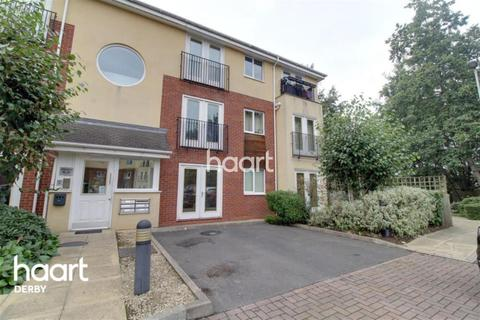 2 bedroom flat to rent - Mill Point, Rowditch Place. DE22