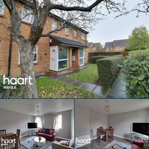 1 bedroom flat for sale - Abbotswood Way