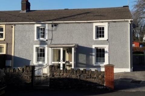 2 bedroom end of terrace house for sale - Cwmgarw Road, Upper Brynamman, Ammanford, Carmarthenshire.