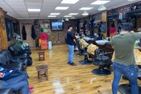 Hairdresser and barber shop for sale - Myth Barbers Hairdresser / Barber Shop 3 Church Street, Edmonton London N9 9DR for sale Premium: £120,000 10 Years lease