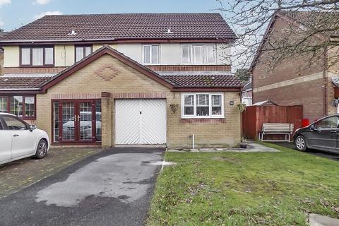 3 bedroom semi-detached house for sale - Rowans Lane, Bryncethin, Bridgend. CF32 9LZ