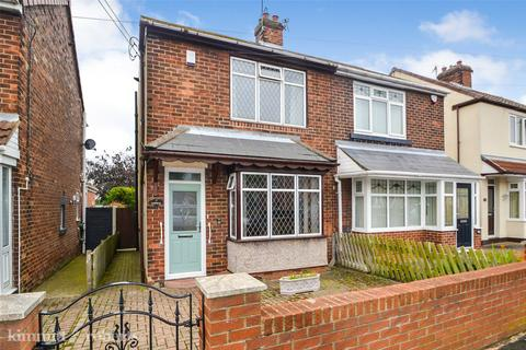 2 bedroom semi-detached house for sale - Woodlands Avenue, Wheatley Hill, Durham, DH6