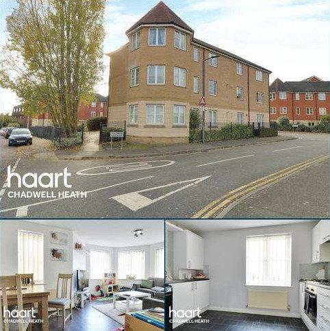 2 bedroom flat for sale - Sherman Gardens, Chadwell Heath, Essex RM6