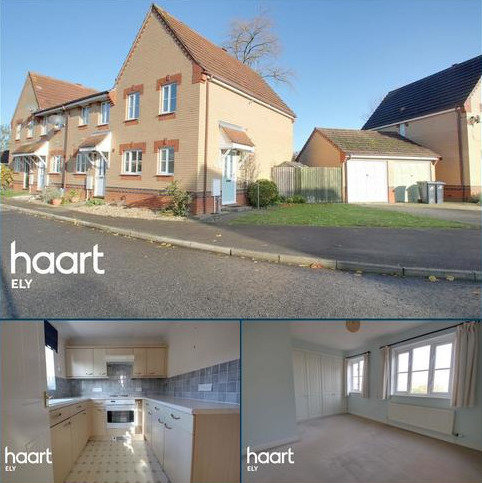3 bedroom end of terrace house for sale - Morton Close, Ely