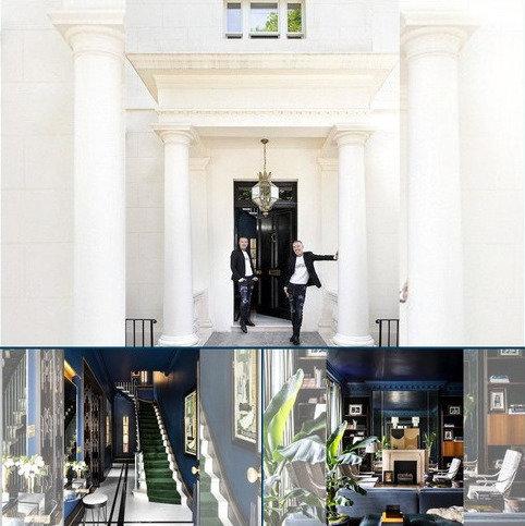 4 bedroom semi-detached house for sale - Maida Avenue, London, W2