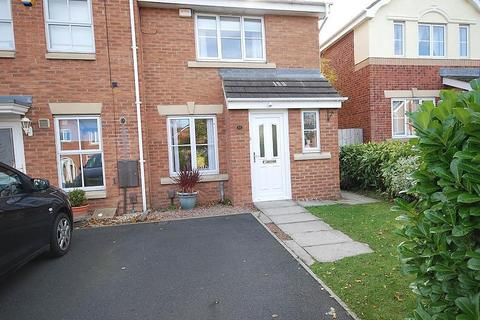 3 bedroom terraced house for sale - Dunkeld Close, Wardley