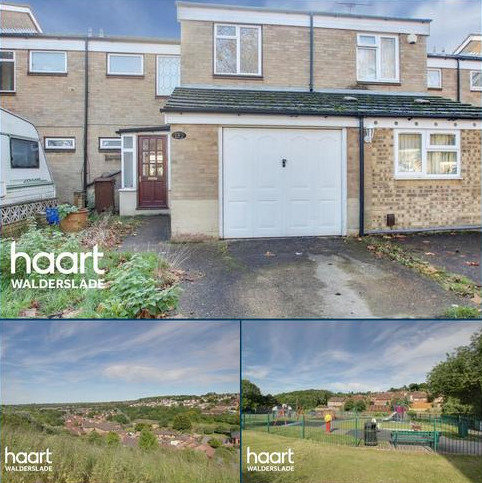 3 bedroom terraced house for sale - Richmond Close