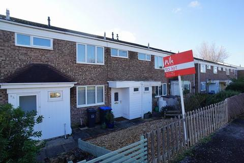 3 bedroom terraced house to rent - Prince Charles Close