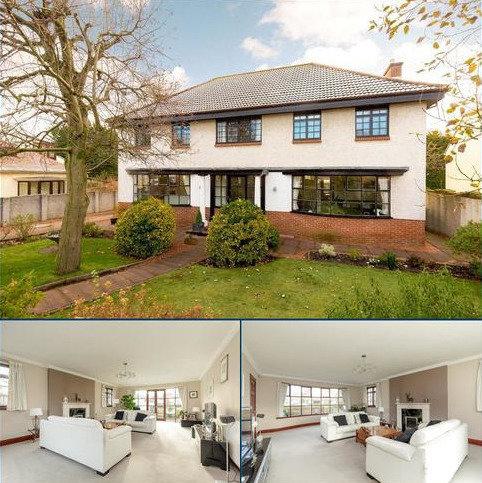 4 bedroom detached house for sale - Hailes Gardens, Colinton, Edinburgh, EH13