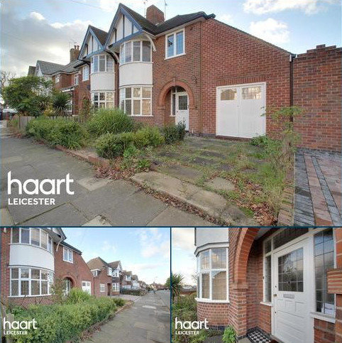 4 bedroom semi-detached house for sale - Lyncote Road, Rowley Fields, Leicester