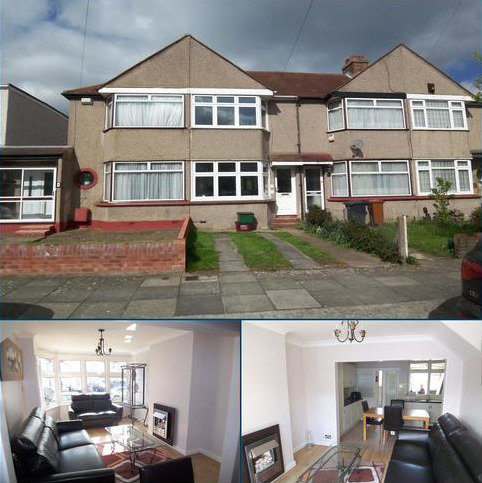 3 bedroom terraced house to rent - Shirley Avenue, Bexley, Kent, DA5