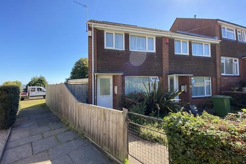 3 bedroom end of terrace house for sale - Addison Close, Redhills, EX4