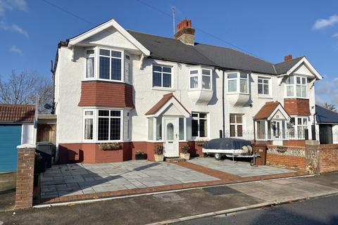 4 bedroom semi-detached house for sale - St. Philips Avenue, Eastbourne, East Sussex, BN22