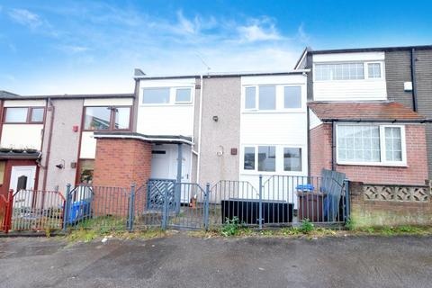 3 bedroom terraced house to rent - Beldon Place, Norfolk Park, Sheffield, S2 3UP