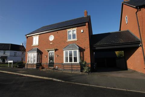 4 bedroom detached house for sale - Armitage Drive, Rothley