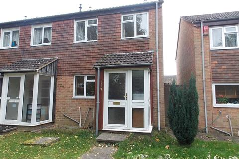 2 bedroom end of terrace house to rent - Pinewood Park, Farnborough