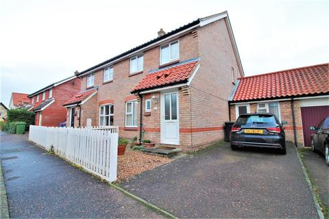 4 bedroom semi-detached house for sale - Millers Drive, Dickleburgh