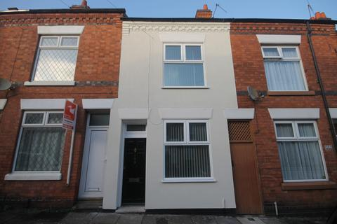4 bedroom terraced house to rent - Warwick Street, Leicester, LE3, West End