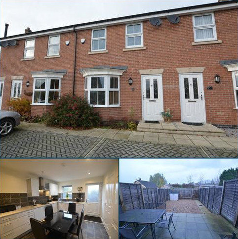 3 bedroom townhouse for sale - Wentworth Close, Gilberdyke