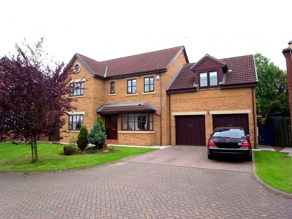 5 Bedrooms Detached House for sale in Regency Park, Ingleby Barwick, Stockton-On-Tees, TS17