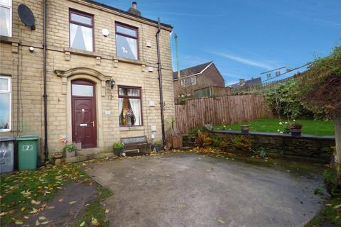 2 bedroom end of terrace house for sale - Oxleys Square, Mount, Huddersfield, West Yorkshire, HD3