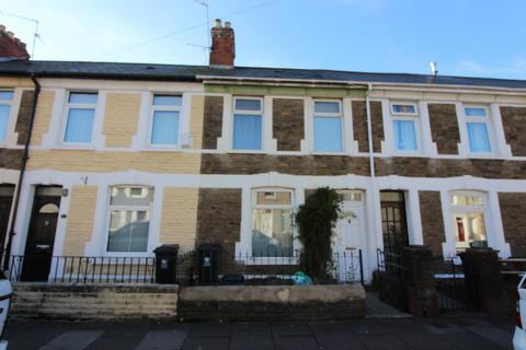 2 bedroom terraced house for sale - Arabella Street, Roath