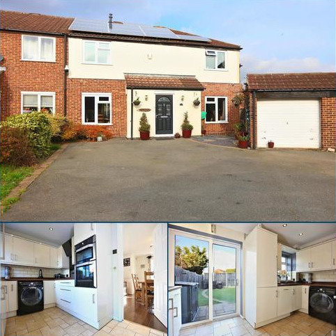 4 bedroom end of terrace house for sale - Drood Close, Chelmsford, CM1 4XX