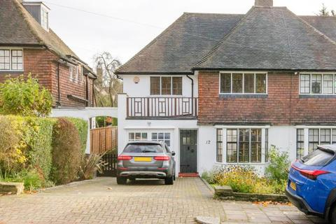3 bedroom semi-detached house for sale - Cornwood Close, Hampstead Garden Suburb, N2
