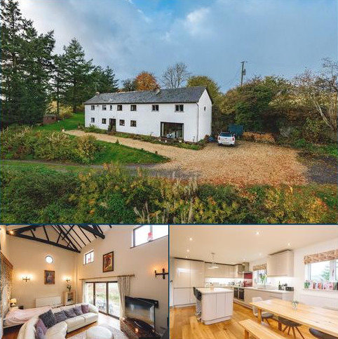 4 bedroom detached house for sale - Dolwen, Llanidloes, Powys