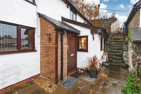 2 bedroom end of terrace house for sale - George Road, Knighton, Powys