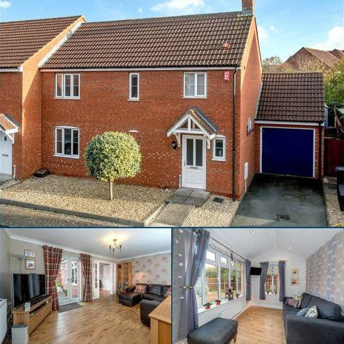 3 bedroom semi-detached house for sale - Brigg Close, Bridgwater, Somerset, TA6