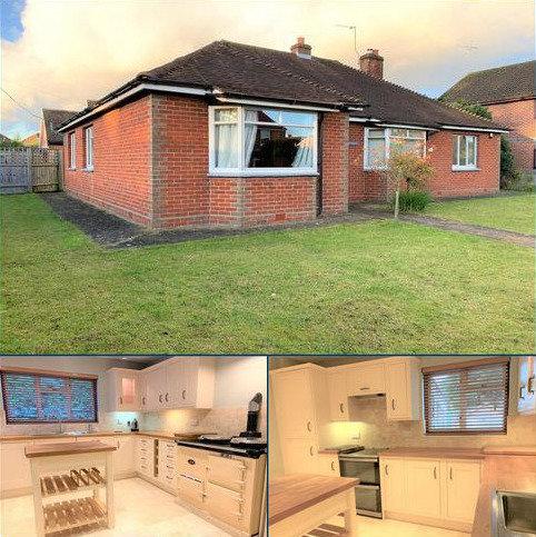 3 bedroom detached bungalow to rent - Roseland Avenue, Devizes, Wiltshire, SN10