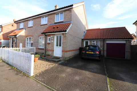 4 bedroom semi-detached house for sale - Dickleburgh, Diss