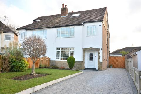 4 bedroom semi-detached house for sale - West Lea Garth, Leeds, West Yorkshire