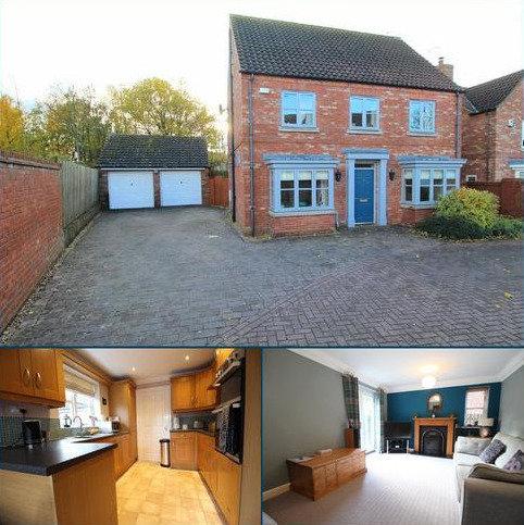 5 bedroom detached house for sale - Manor Garth, Fridaythorpe